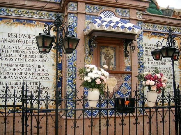 Azulejo San Antonio
