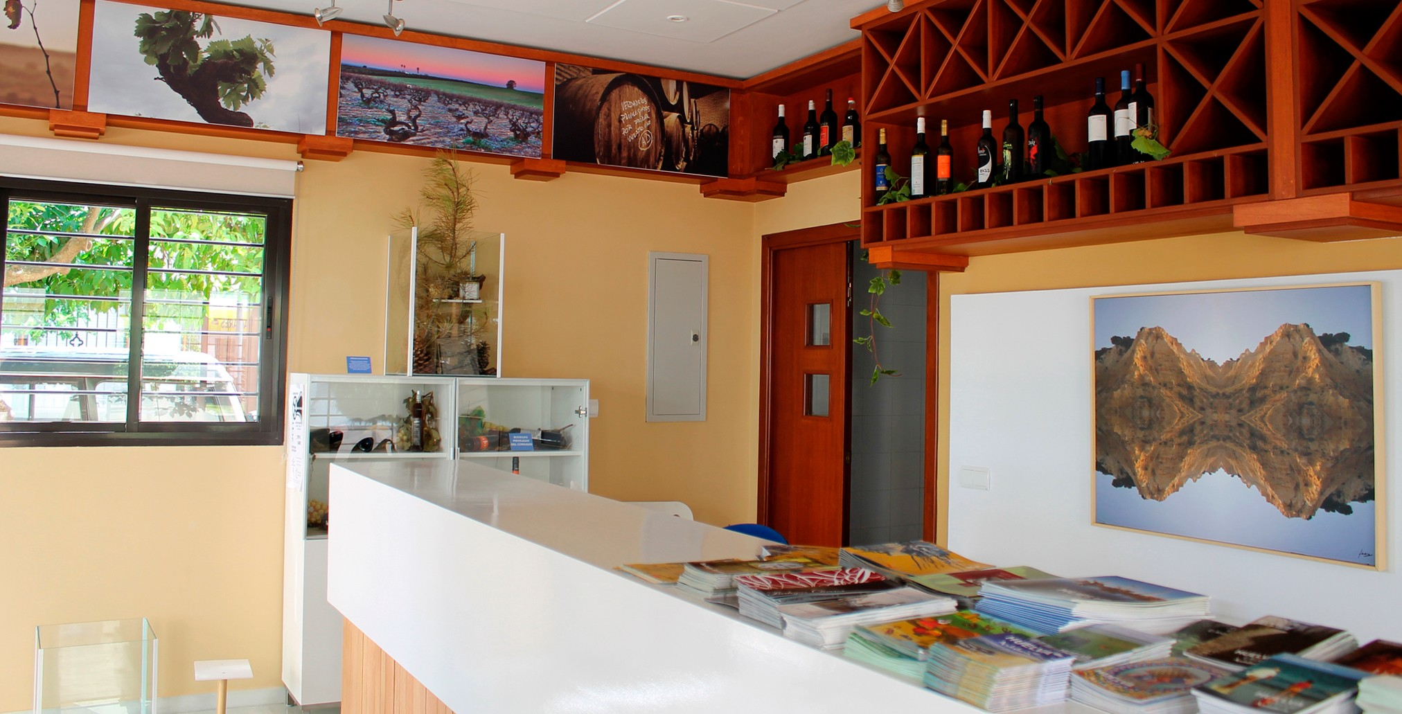 Punto de Información Turística y Asesoramiento Comarca de Doñana