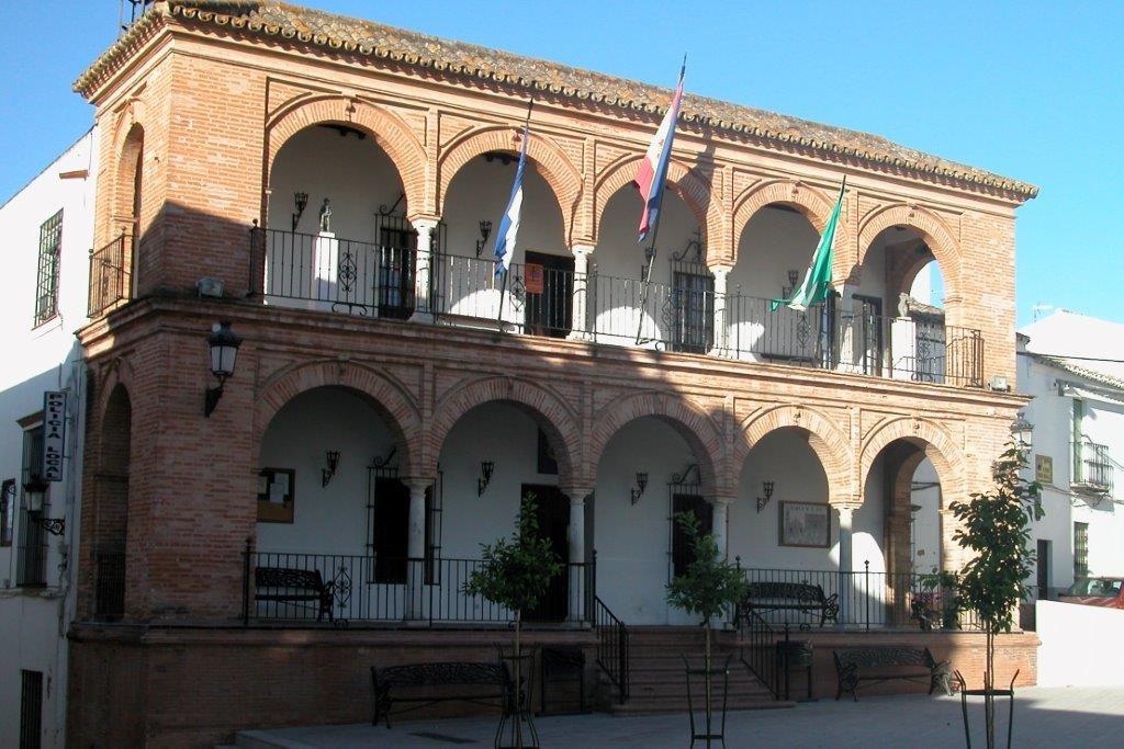 Portada Ayuntamiento